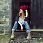 Wakacje w Walii – grunge i kamienna chata