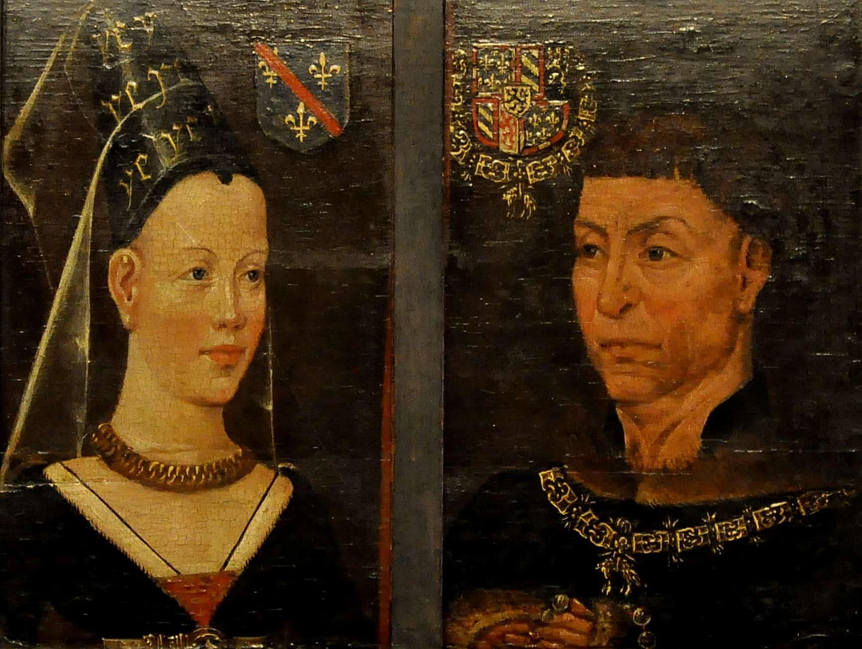 Gent_STAM_Isabella_van_Bourbon_en_Karel_de_Stoute_(15e_eeuw)_12-10-2010_11-46-38