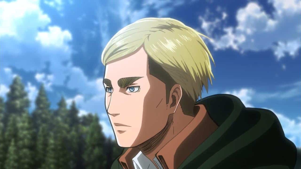 erwin attack on titan