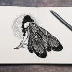 Motyle w brzuchu czy bezpieczne przystanie czyli miłość niefabularna