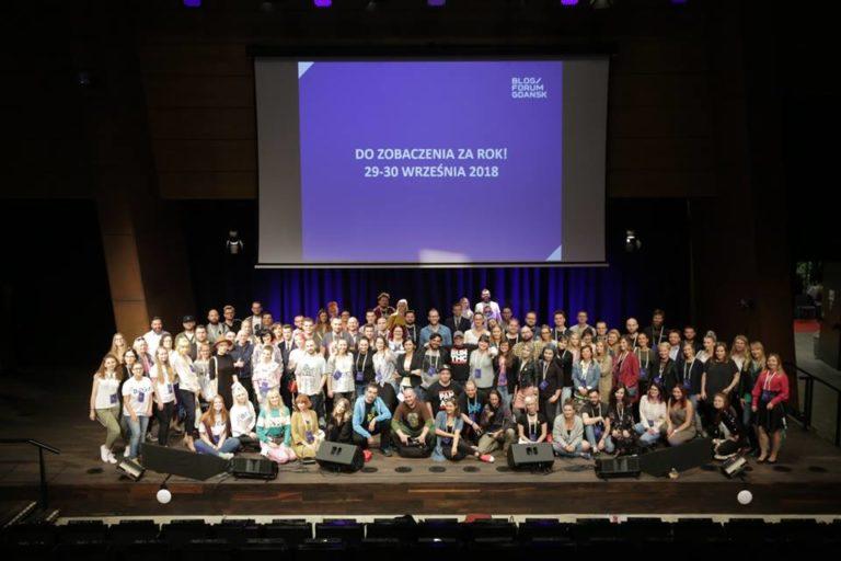 Blog Forum Gdańsk 2017 – podsumowanie i recenzja