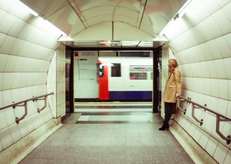 10 myśli o londyńskim metrze