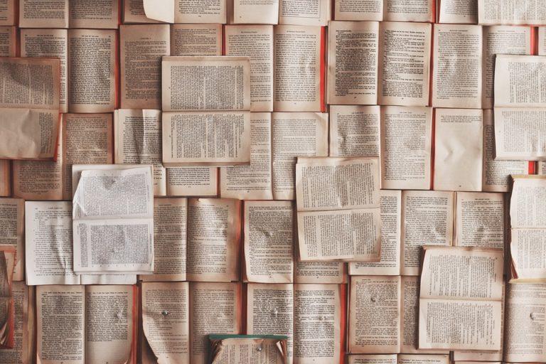 Dziesięć myśli o książkach