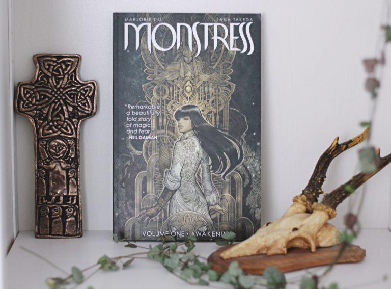 Monstress – recenzja